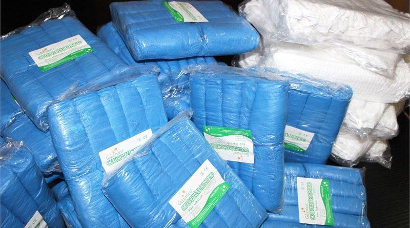 Trei centre de plasament din nordul țării au primit echipamente de protecție împotriva noului virus