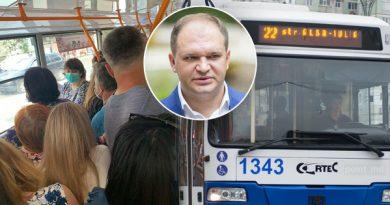 Foto В Кишиневе общественный транспорт будет ходить в обычном режиме 4 21.06.2021