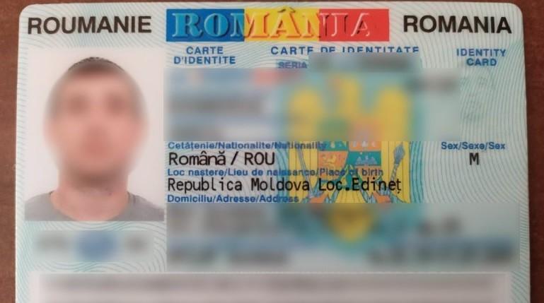 Un bărbat din Edineț riscă amendă penală după ce a scos din buzunar 170 euro pentru un act falsificat