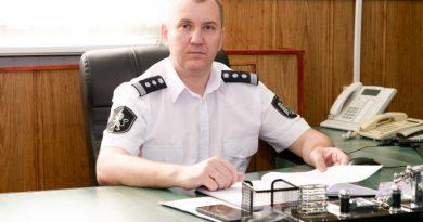 Cine este noul șef al Inspectoratului de Poliție Soroca