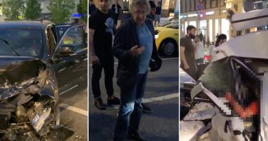 Российский актер Михаил Ефремов убил в ДТП человека, сев пьяным за руль 2 12.05.2021