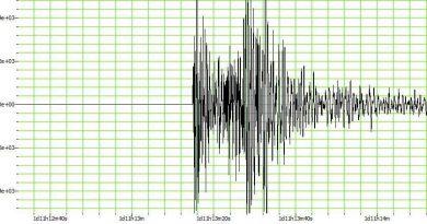 Un nou cutremur resimțit în Republica Moldova