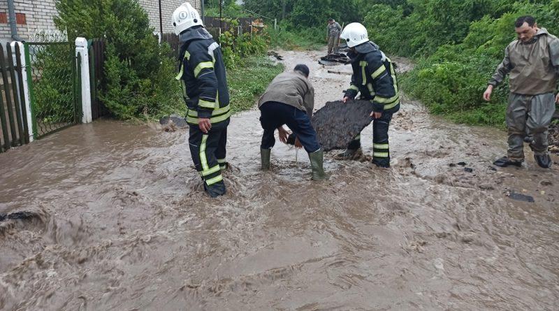 Низины Бэлць под угрозой наводнения 1 18.05.2021