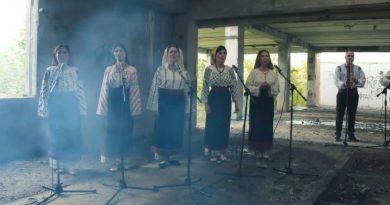 /VIDEO/ Surorile Osoianu au înregistrat o piesă pentru compania PlayStation România