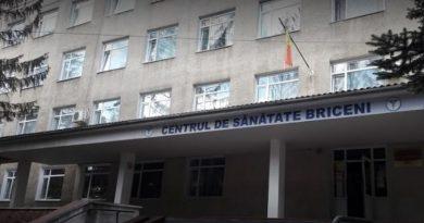 O secție din cadrul Spitalului Raional Briceni a fost plasată în carantină