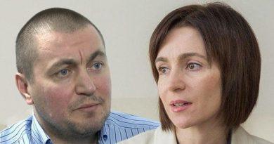 Майя Санду заявила, что не собирается встречаться с Вячеславом Платоном