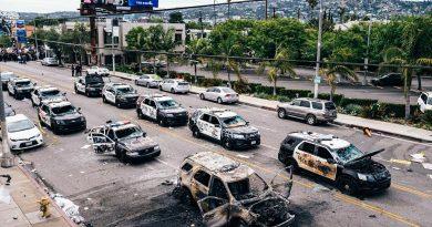 Protestele violente din SUA au continuat și luni noaptea. Anarhie pe străzile din New York, sute de arestări în toată țara 1 17.05.2021