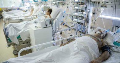Умерли еще шесть человек от COVID-19. Среди них одна женщина из Бэлць 11 18.04.2021