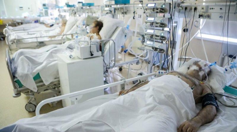 Умерли еще шесть человек от COVID-19. Среди них одна женщина из Бэлць 1 13.04.2021