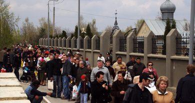 Кишиневская чрезвычайная муниципальная комиссия приняла решение закрыть доступ на кладбища Кишинева на Радоницу 6 17.04.2021