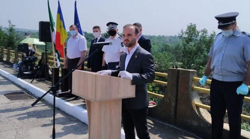 Socialistul Vladimir Mizdrenco testat pozitiv la COVID-19 a participat la aniversarea Poliției de Frontieră