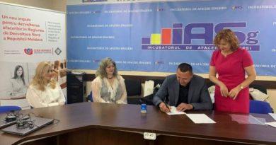 Patru antreprenori din Soroca și Sângerei vor beneficia de ajutor financiar din partea Cehiei