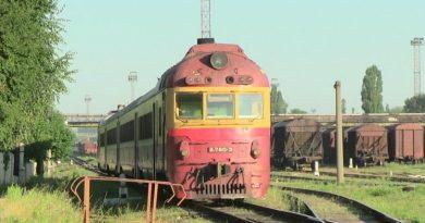 Un tânăr a fost spulberat de trenul de pe ruta Bălți – Chișinău