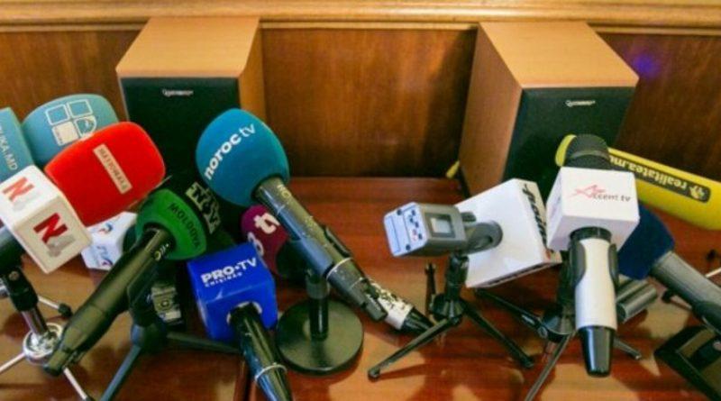 Comunitatea mass-media cere modificarea Legii privind accesul la informație și a Legii cu privire la libertatea de informare