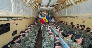 24 июня в параде, который состоится на Красной площади, примут участие 75 военнослужащих Национальной армии Молдовы 2 12.05.2021