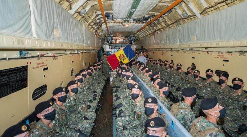 24 июня в параде, который состоится на Красной площади, примут участие 75 военнослужащих Национальной армии Молдовы 1 18.05.2021