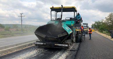 Vezi câte drumuri în Republica Moldova au fost reparate cu suportul partenerilor externi