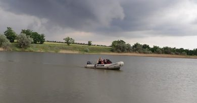 Cadavrul unui bărbat a fost găsit într-un bazin acvatic din raionul Briceni