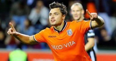 Fotbalistul Alexandru Epureanu a devenit campion al Turciei