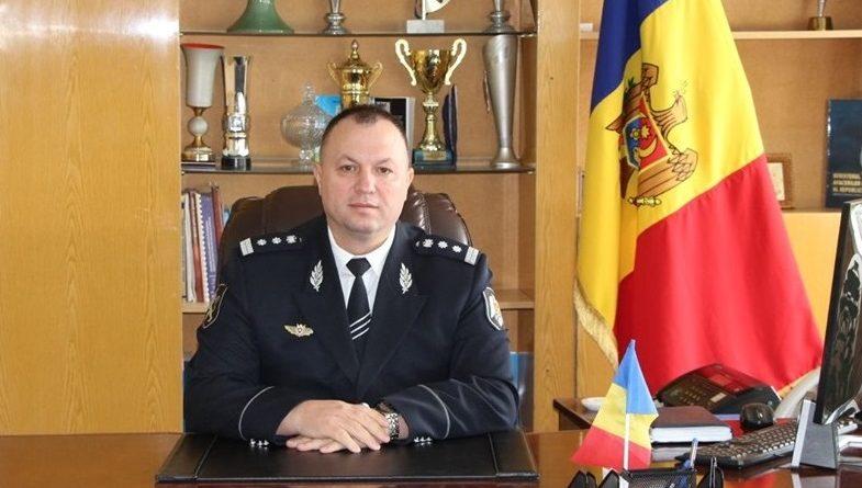 Cine este noul șef al Inspectoratului de Poliție Sângerei