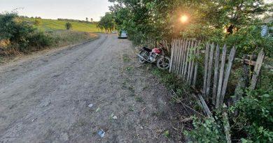 Accident de motocicletă în raionul Drochia. Un minor a ajuns la spital