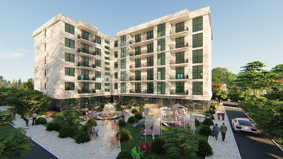 /FOTO/ În satul Corjeuți din raionul Briceni va fi construit un bloc rezidențial modern 1 15.05.2021