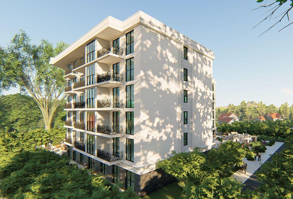 /FOTO/ În satul Corjeuți din raionul Briceni va fi construit un bloc rezidențial modern 3 15.05.2021