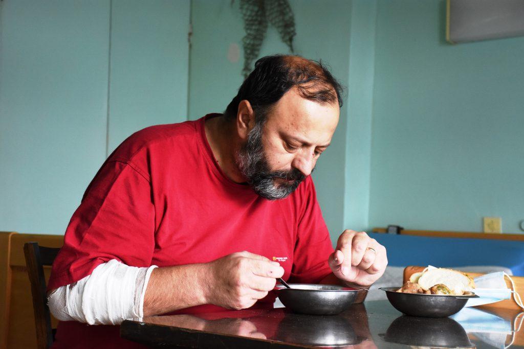 Священник Ион Шкуря из села Джурджулешты, Кагульского района, рассказал, как лечился от COVID-19 2 17.04.2021