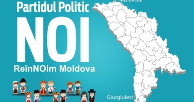 /VIDEO/ Un nou partid politic apare în Republica Moldova
