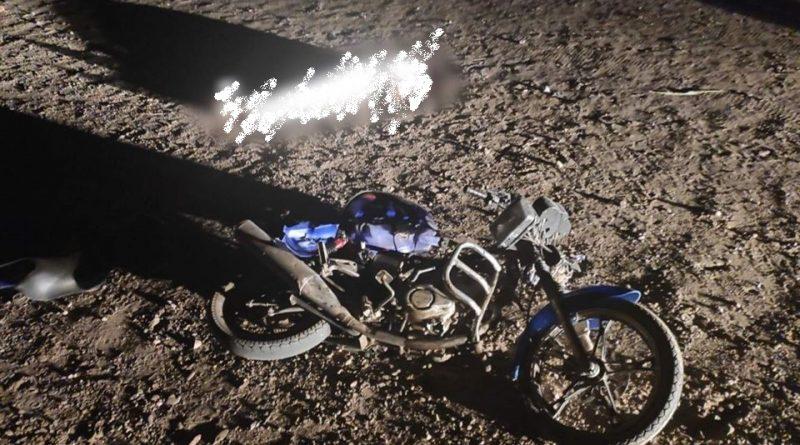 Un tânăr din raionul Florești a murit după ce a ajuns cu motocicleta într-o grămadă de pietre