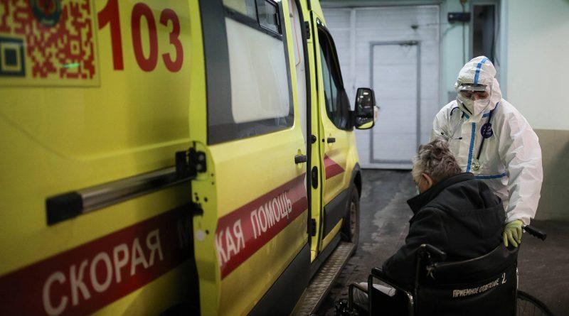 В России от коронавируса умерло уже более 10 тысяч человек 1 17.04.2021