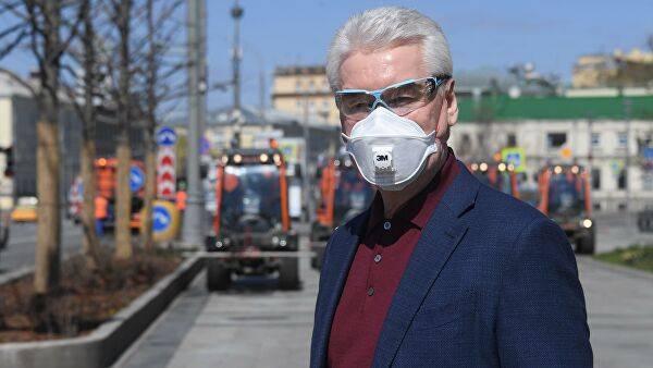 С 13 июля в Москве отменят масочный режим на улицах 1