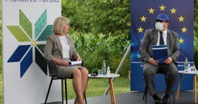 Foto Представительство Европейского союза в Республике Молдова дало старт в онлайн-формате кампании «ЕС для сельской Молдовы» 4 28.07.2021