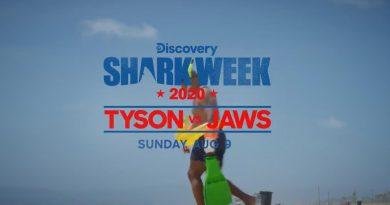 Майк Тайсон проведёт поединок с белой акулой 3 14.04.2021