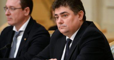 Директор НАРЭ Октавиан Калмык получает 63 000 леев в месяц 2 12.04.2021