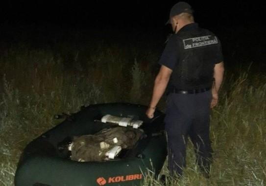 Trei tineri din raioanele Ocnița și Briceni au fost amendați pentru pescuit ilegal în zona de frontieră
