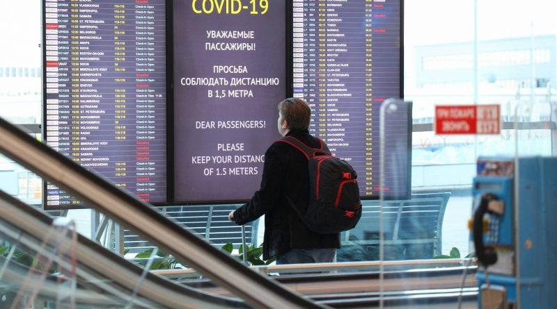 Россия возобновляет международное авиасообщение с 1 августа 1 12.04.2021