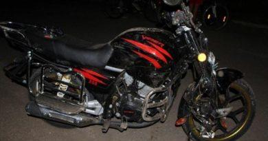 Un tânăr din raionul Fălești a lovit cu motocicleta o femeie. Ambii au ajuns la spital