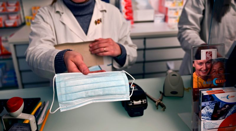 Медицинские маски в Молдове дороже, чем в соседних странах 1 15.05.2021