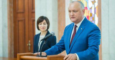 """Foto Игорь Додон хочет исключить диаспору из выборов президента: """"Скорее всего, голосование будет только внутри Республики Молдова"""" 4 24.07.2021"""