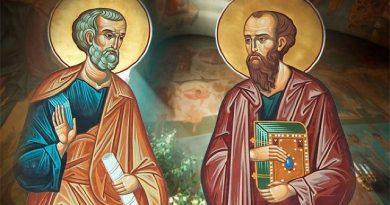 Creștinii ortodocși de rit vechi îi sărbătoresc pe Apostolii Petru și Pavel