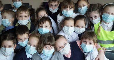 Foto Министр образования Игорь Шаров заявил, что он выступает против ношения масок в детских садах и школах 3 22.09.2021