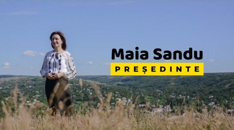Maia Sandu este candidata partidului PAS la alegerile prezidențiale din toamnă