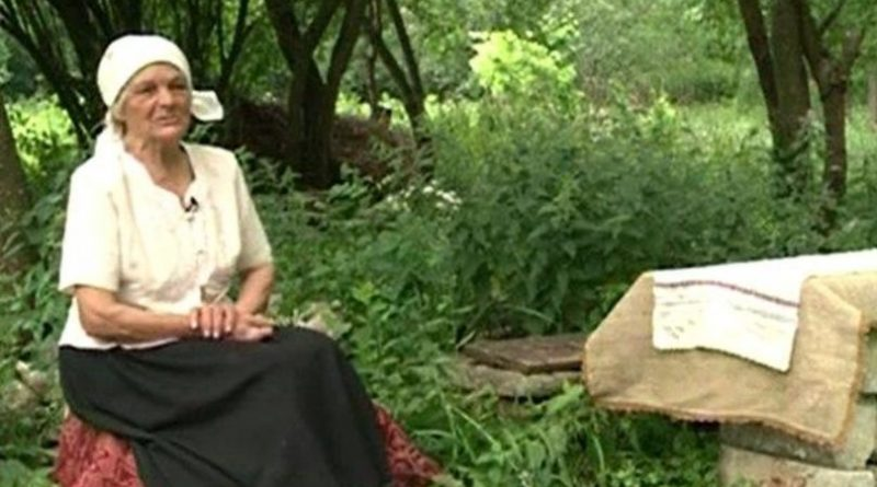 /VIDEO/ O femeie din raionul Edineț trăiește 60 de ani în mijlocul unei păduri 1 12.05.2021