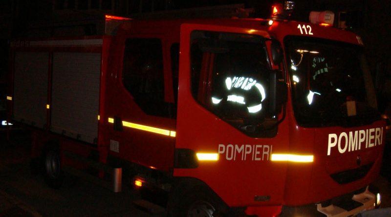Incendiu la miez de noapte în orașul Bălți