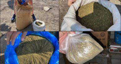 /VIDEO/ Șapte persoane din raionul Drochia au fost reținute după ce au încercat să introducă droguri în penitenciarul din Lipcani