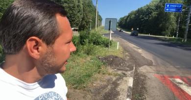 Foto Igor Dodon și-a asfaltat drumul exact până la poarta reședinței de la Condrița 2 21.06.2021