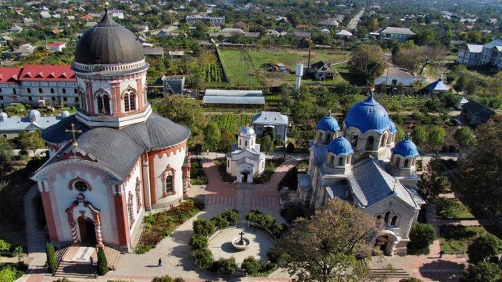 Focar de coronavirus la mănăstirea Noul Neamț din Chițcani