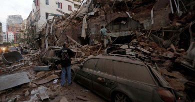 Foto Что стало причиной ужасающего взрыва в порту Бейрута? 3 16.06.2021