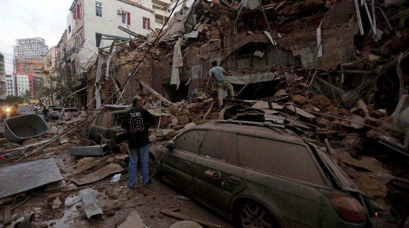 Foto Что стало причиной ужасающего взрыва в порту Бейрута? 1 14.06.2021
